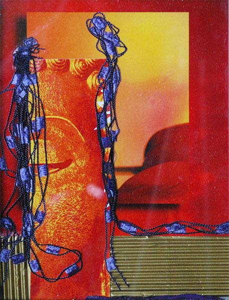 Collage Isabelle Milléquant Surr