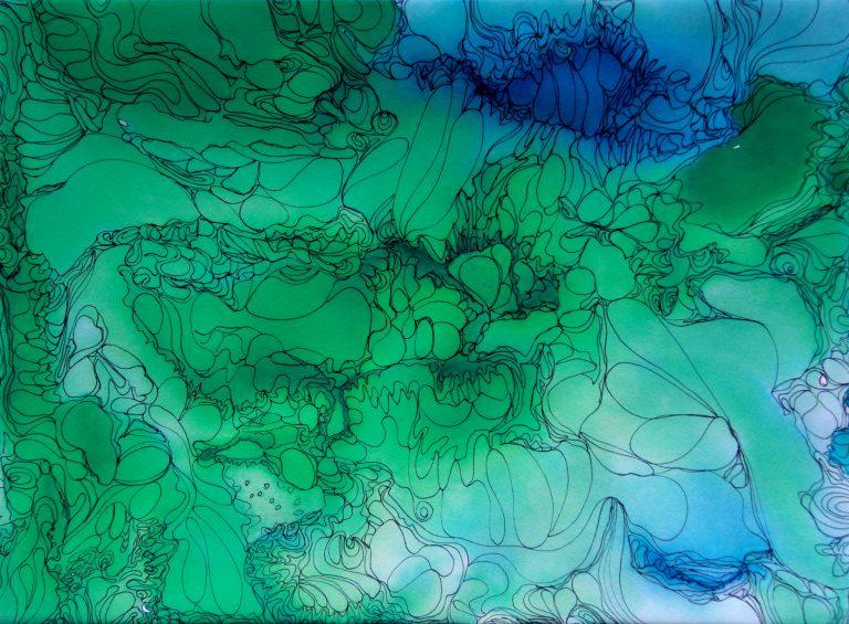 Exploration - Peinture - Isabelle Milléquant Surr